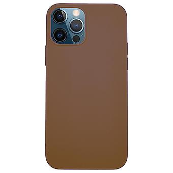 Ultra-Slim Case compatible with iPhone 12 Pro | In Brown |