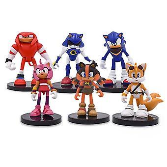 Sonic Boom harvinaiset varjo toimintahahmot lelu