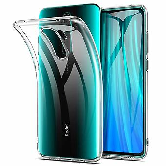 Colorfone Xiaomi Redmi Note 8 Pro Shell (Transparente)