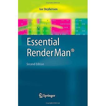 Essential RenderMan (R) by Ian Stephenson - 9781846283444 Book