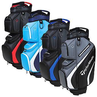 Taylormade Unisex 2021 Deluxe Lightweight Waterproof 14-Way Top Cart Bag