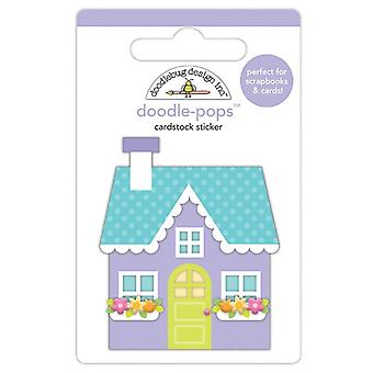 Doodlebug Design Cozy Cottage Doodle-Pops