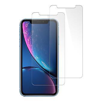 (iphone Xr) Shatterproof Screen Guard (2 Pack)