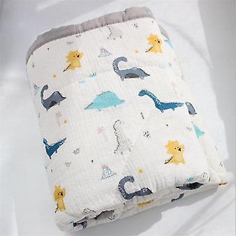 Bawełna Pościel Dla dzieci Kołdra, Baby Przedszkole Sleeping Blanket, Miękkie, Ciepłe,