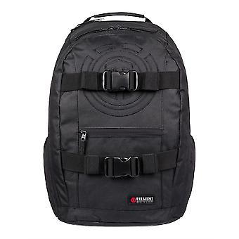Element Skate backpack ~ Mohave all black2