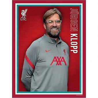 Liverpool Headshot Klopp