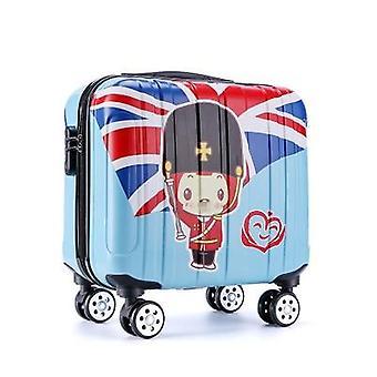 الكرتون الطلاب عربة، السفر الأمتعة، حقيبة