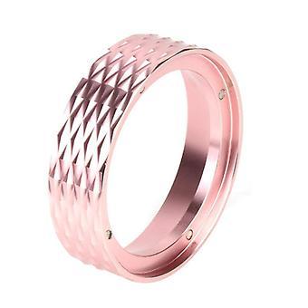 Reemplazo de anillo dosificador de café de aleación de aluminio para la herramienta baristas Portafilter