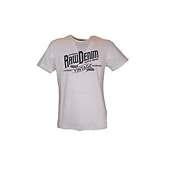 BLEND 20711709 T-Shirt, 110601_Bianco, M Men's