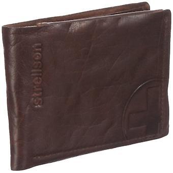 Strellson Edwyn 21/82/07932, Men's Wallet, Beige (tan 454), 12x10x1 cm (L x A x P)