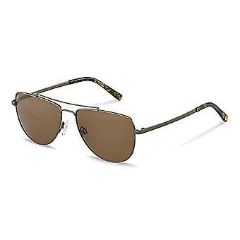 Rodenstock Youngline Sun RR105 sunglasses (men),lightweight casual sunglasses with Sun Contrast lenses, Ref. 4044709420345