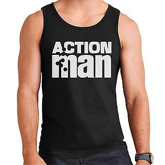 Action Man Logo Herrväst
