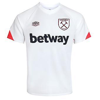 2021-2022 West Ham Training Jersey (White)