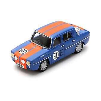 Renault 8 Gordini 1300 (Mauro Bianchi - Winner Macau Grand Prix 1966) Resin Model Car