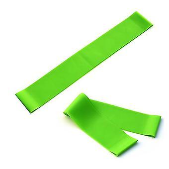 2Pcs 1pcs اليوغا اللياقة البدنية الخضراء اللاتكس 600 حلقة التوتر الفرقة az5920
