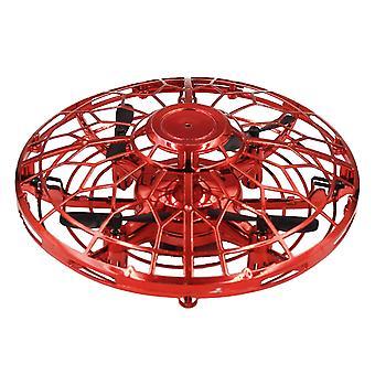 Legetøj til, håndbetjent, mini drone, flyvende bold helikopter infrarød