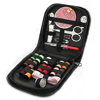 New 27pcs Needlework Storage Box Sewing Kit Hand Sewing Embroidery Tools ES9851