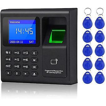 Biometriskt Rfid-åtkomstkontrollsystem