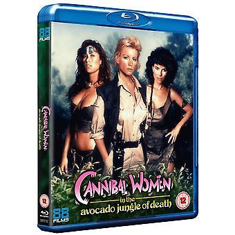 Kannibaal vrouwen in de avocado jungle van de dood Blu-ray