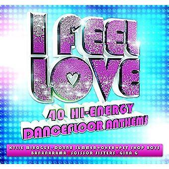Various Artists - I Feel Love CD