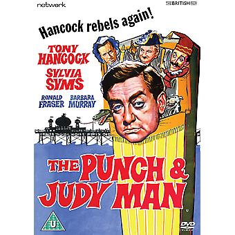 The Punch And Judy Man DVD