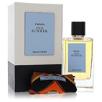 Prada olfactories nue au soleil eau de parfum spray ilmaisella lahjapussilla prada 557448