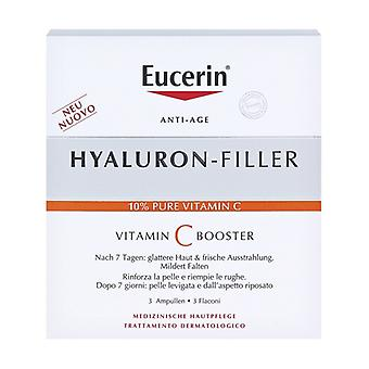 Hyaluron-Filler Vitamin C Booster Serum 3 ampoules of 8ml