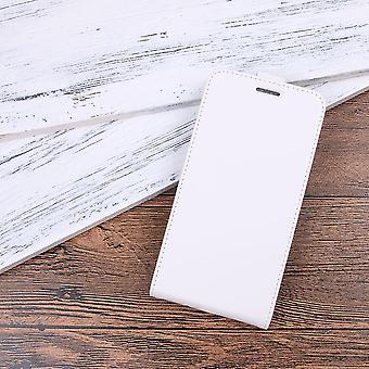 Étui de téléphone en cuir pour motorola one fusion plus pu étui de portefeuille en cuir
