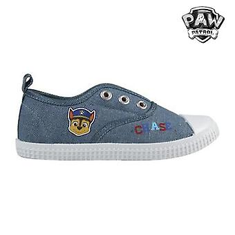 Children's Casual Trainers The Paw Patrol 72886 Grey Blue
