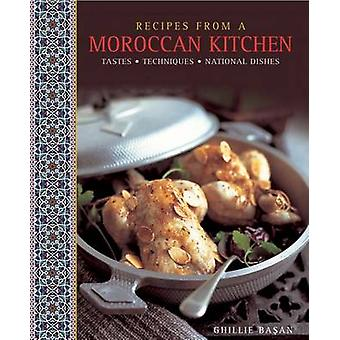 Recipes from a Moroccan Kitchen by Basan & Ghillie