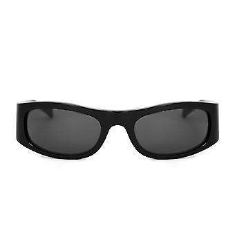 Celine Rectangular Sunglasses CL40085I 01A 58
