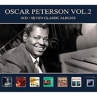 Oscar Peterson - Oscar Peterson Vol. 2 Seven Classic Albums CD