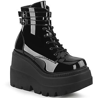 Demonia Kvinder's Støvler SHAKER-52