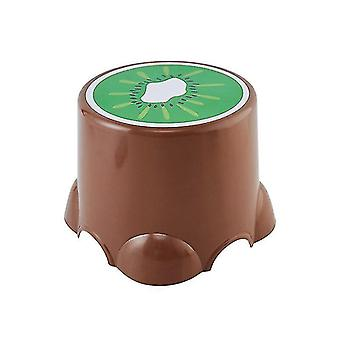 Household Thickened Plastic Stools Children's Cartoon Stools Adult Low Stools Shoe-changing Stools