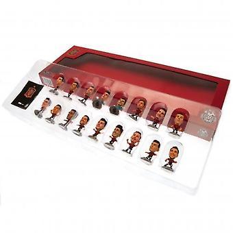 Spanje SoccerStarz Team Football Beeldje Set (Pakket van 17)