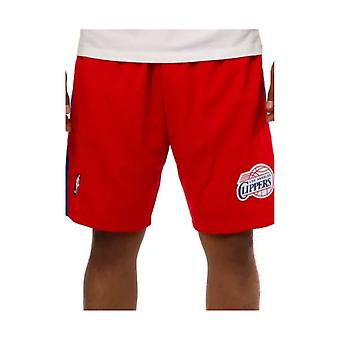 Mitchell & Ness Basket Los Angeles Clippers Red