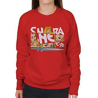 She-Ra Close Ups Women's Sweatshirt