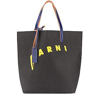 Marni Logo Tulosta laukku