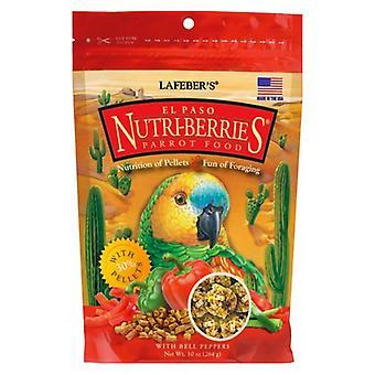 Lafeber El Paso Nutri-Berries Parrot Food - 10 oz