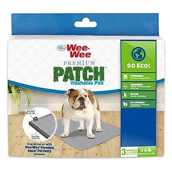 """Four Paws Wee Wee Patch Washable Pad 22""""L x 23""""W - 3 count"""