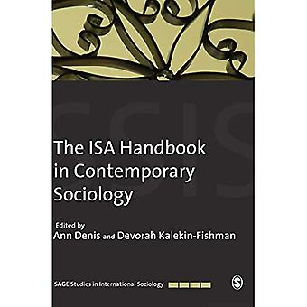 The ISA Handbook in Contemporary Sociology (SAGE Studies in International Sociology)