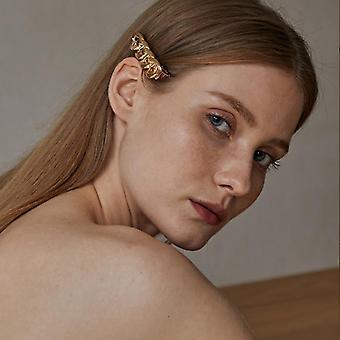 Metal chain hairpin female