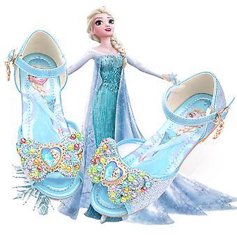 Princess Belle Sparkle Child Shoes