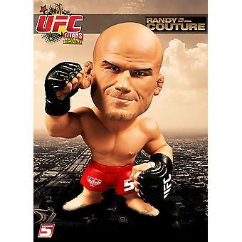 Round 5 UFC Titans Wave 1 Action Figure - Randy Couture