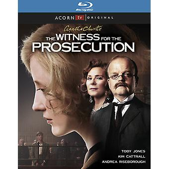 Witness for the Prosecution [Blu-ray] USA import