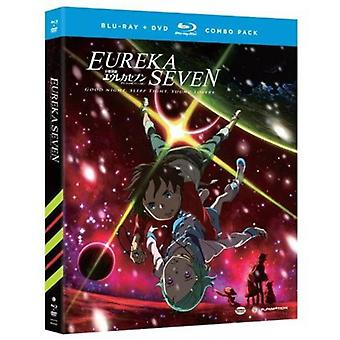 Eureka Seven: The Movie [BLU-RAY] USA import