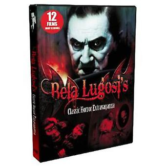 Bela Lugosi's Classic Horror Extravaganza [DVD] USA import