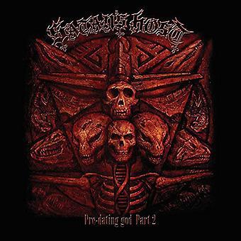 Satans Host - Pre-Dating Gud: del 2 [CD] USA import