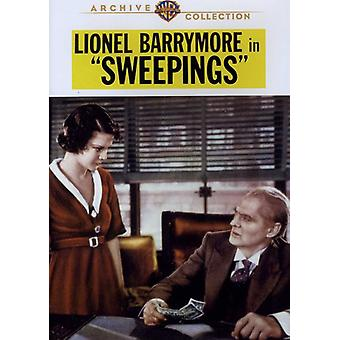 Sweepings (1933) [DVD] USA import