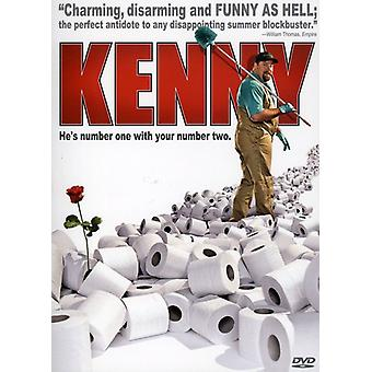 Kenny [DVD] USA import